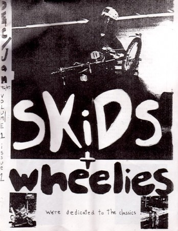 Skids &amp; Wheelies cover
