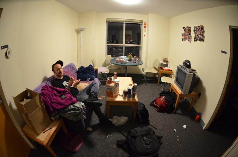 Northeastern University Dorm Rooms