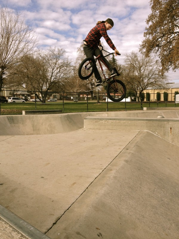Jeff Murphy. Turndown. Paso Robles.