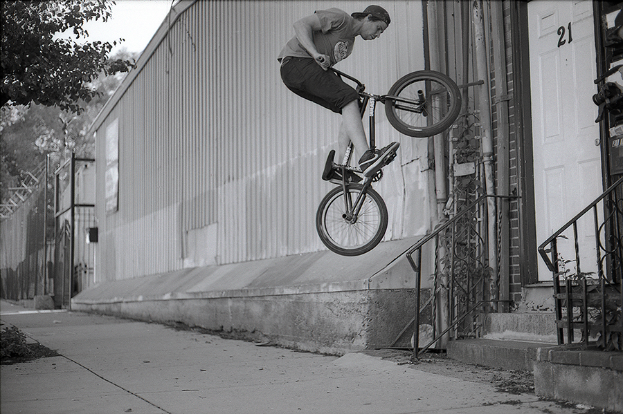 Trevor Ashworth, rail 180, Massachusetts