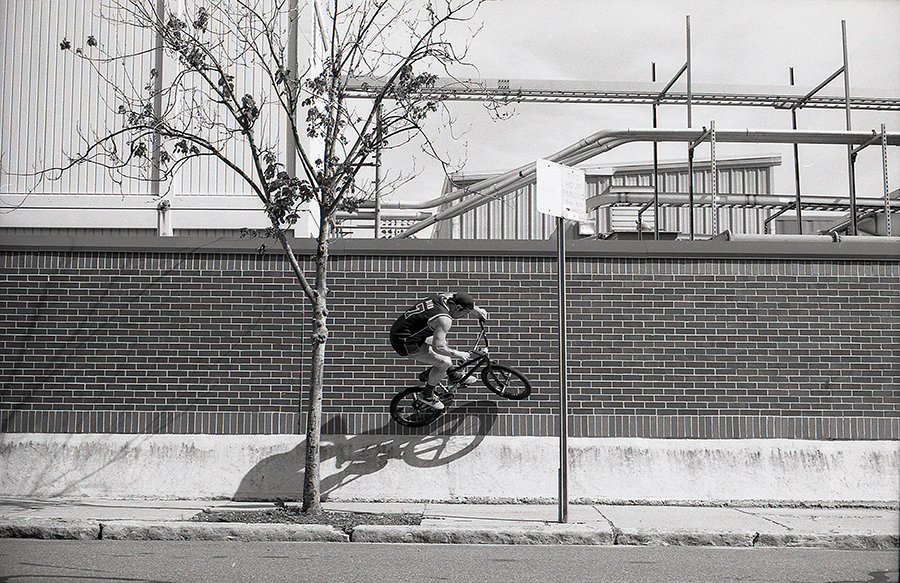 Jake Gayeski, street waves, Massachusetts