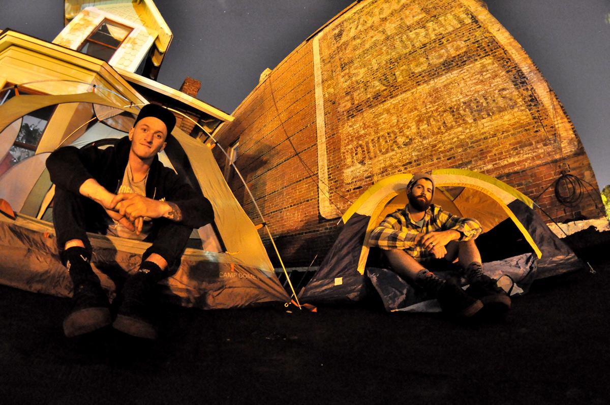 Dillon Leeper & Doug Fines
