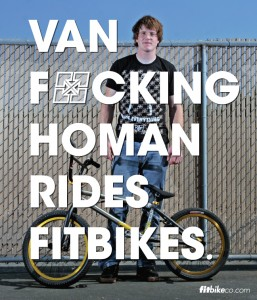 Van Fcking Homan Fit