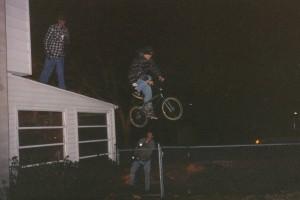 Van Homan Roof Drop Parents House