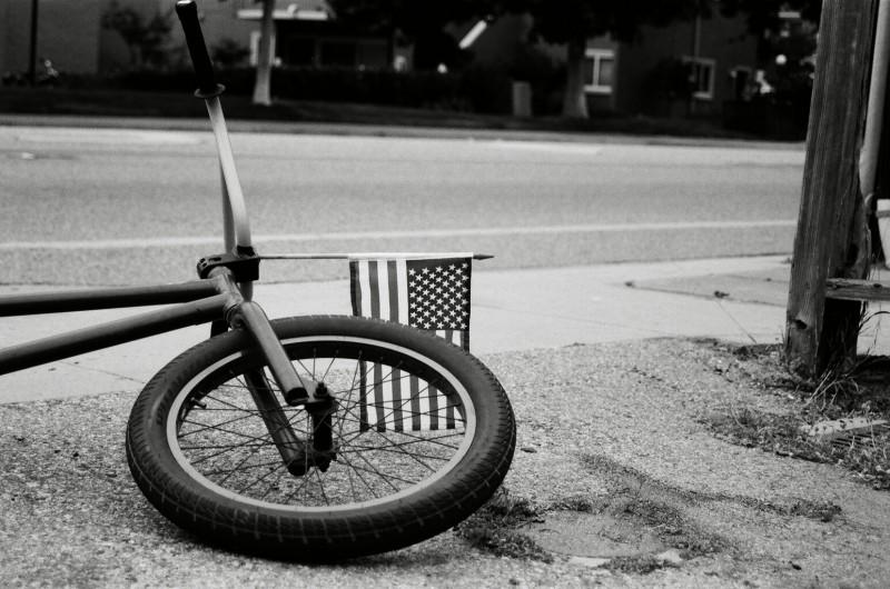 'Merica: Freedom, Bikes, Music.