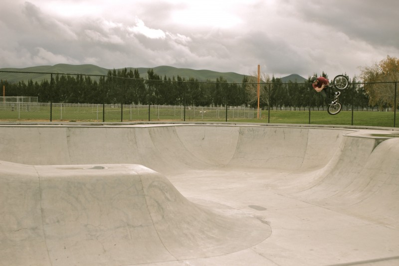 Mike. Invert. Greenfield.