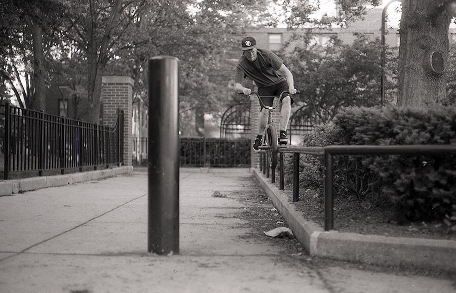 Jake Reid, double peg with commitment, Massachusetts