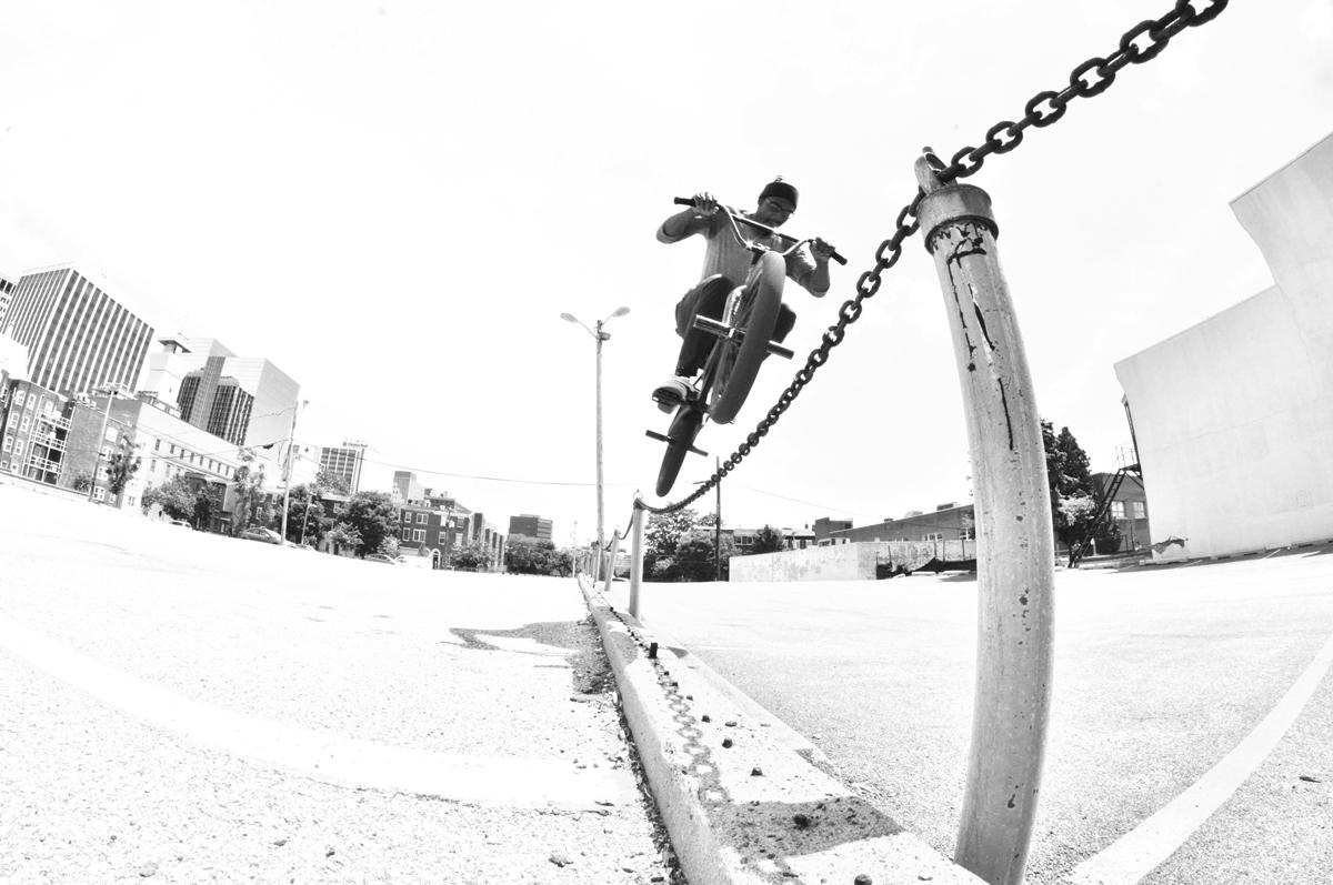 Carlos Bailey chain 180